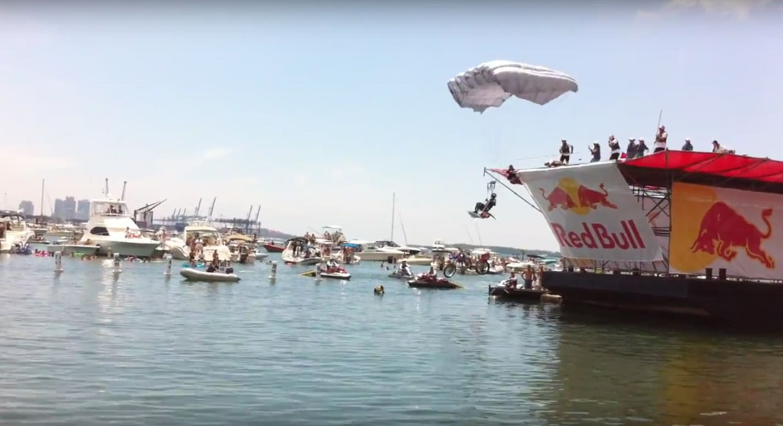 Konkret werden! (9) – Red Bull beflügelt