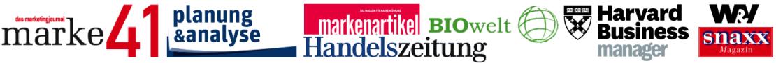 Referenzenbanner-Publikationen-Logos