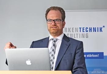 Henning Meyer Geschäftsführer Markentechnik Consulting Vorträge