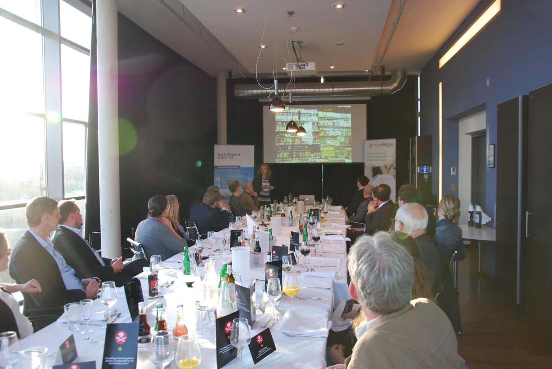 foodRegio Marketing Menü Thema: Herkunft und Regionalität