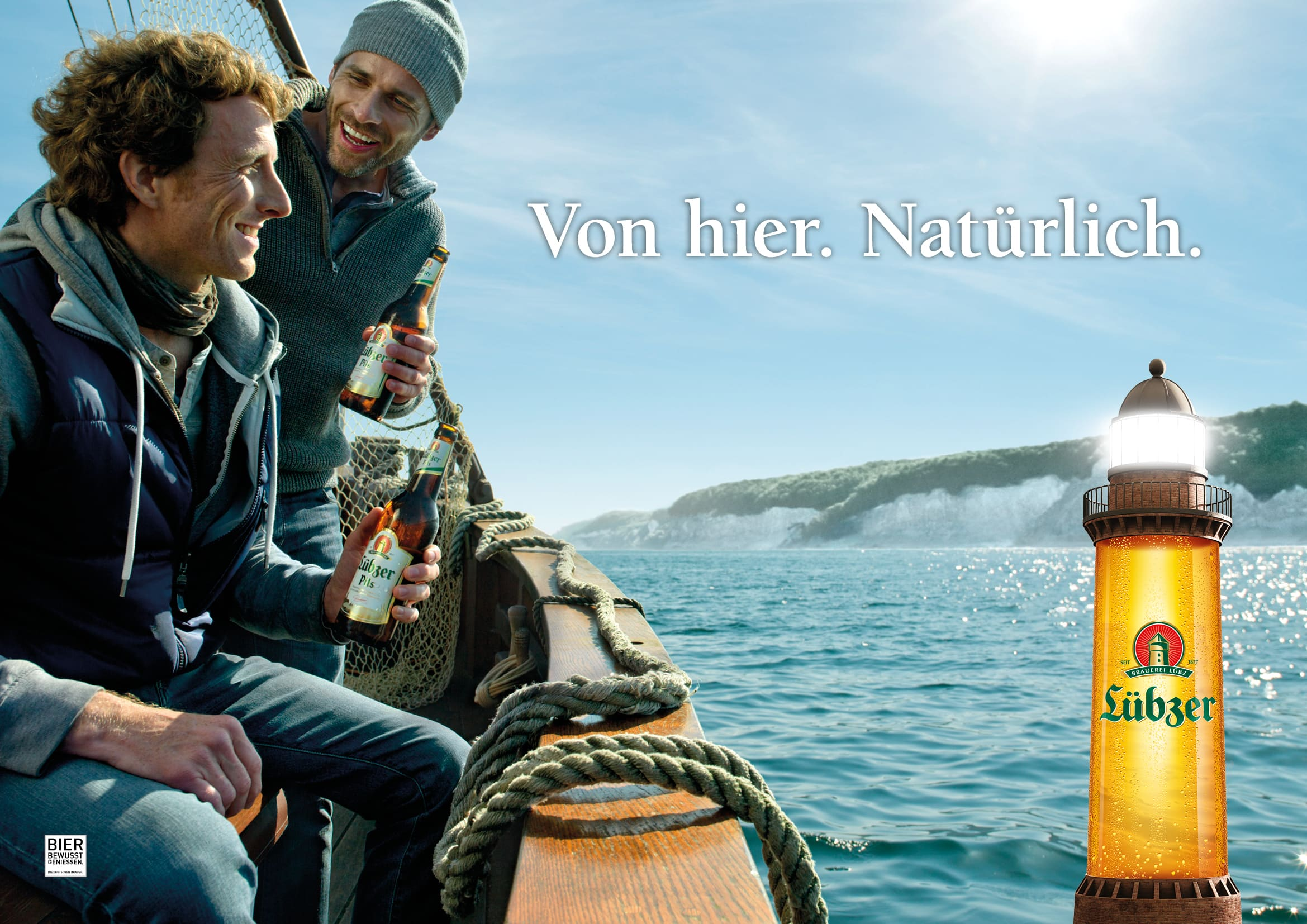 Lübzer foodRegio Marketing Menü am 28. April 2016 in Lübeck Thema: Herkunft und Regionalität