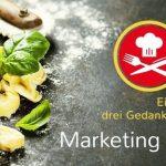 foodRegio Marketing Menü