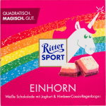 Ritter Sport Einhorn Quadratisch Magisch Gut