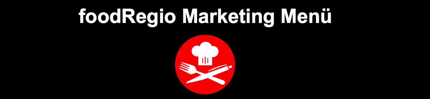 foodRegio Marketing
