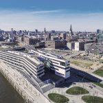 Gebäude der HafenCity Universität Hamburg