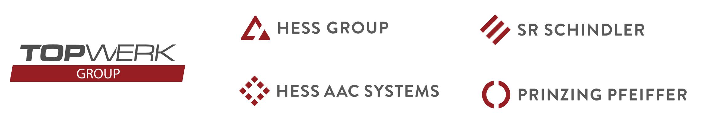 Logo-Übersicht Topwerk Group