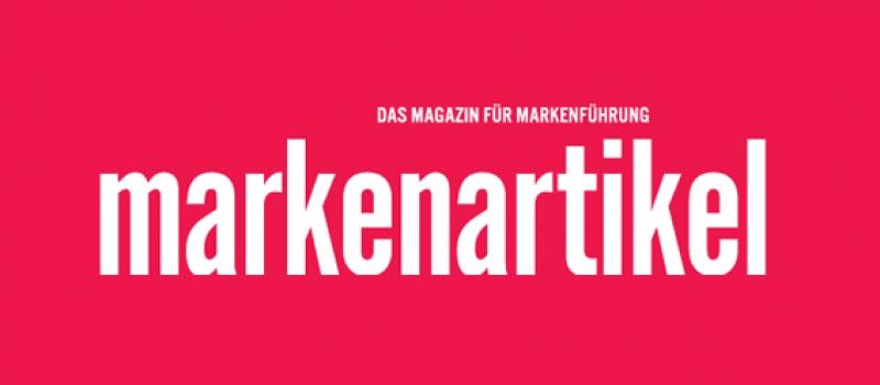 """Markenartikel – Mehr Marke wagen"""""""