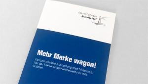 Marken-Leitpapier Mehr Marke wagen! Markentechnik Consulting Markenberatung
